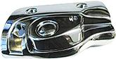 1965-70 FULL-SIZE CONVERTIBLE RIGHT HAND CHROME SUNVISOR SUPPORT BRACKET