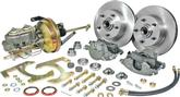 1947-54 Chevrolet  Pickup Front 5 Lug Disc Brake Conversion Set