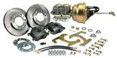 1947-54 Pickup Front 6 Lug Disc Brake Conversion Set