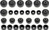 1965-66 FULL SIZE CONVERTIBLE BODY MOUNT BUSHING SET