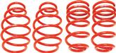 2010-14 CAMARO BMR FRONT AND REAR LOWERING SPRINGS - 1 DROP