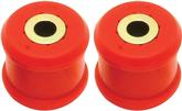 2010-14 CAMARO BMR FRONT LOWER CONTROL ARM BUSHING SET, INNER - RED
