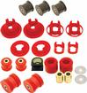 2010-11 Camaro (ss & lt) BMR Total Suspension Bushing Set, Street Version - Black And Red