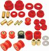 2010-15 Camaro BMR Total Suspension Bushing Set, Pro Version - Black And Red