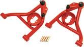 1970-81 Camaro / Firebird BMR Suspension Lower Control Arms with Red Powdercoat Finish
