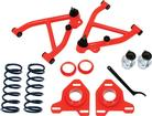 1984-92 F-BODY BMR FRONT COIL-OVER CONVERSION SET W/A-ARMS - RED