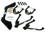 1962-67 CHEVY II / NOVA MINI-SUB FRAME STANDARD SET WITH BLACK CONTROL ARMS