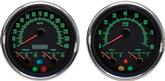 1969 Camaro 69 Series 3-In-1 Back-Lit Gauge Kit