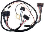 70 DASH INSTRUMENT HARNESS WITH WARNING LIGHTS