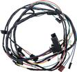 1970 Yenko Nova V8 Engine Harness With TH400 Auto Transmission Warning Lamps And Hei