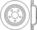 1998-02 Camaro / Firebird Rear C-Tek Brake Rotor
