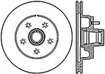 1988-92 Camaro / Firebird with 1LE Suspension Package Front C-Tek Brake Rotor