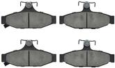1988-97 Camaro / Firebird StopTech Sport Rear Disc Brake Pad Set
