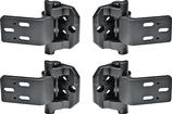 1970-81 RINGBROTHERS F-BODY BILLET DOOR HINGES - BLACK