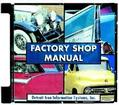 1966 CHEVROLET SHOP MANUAL - CD-ROM