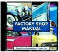 70 PONTIAC - FACTORY MANUAL CD-ROM