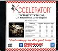 Gm Small Block Crate Engine - Technical Cd-Rom