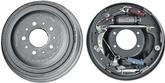 "1955-92 GM Cars - Currie Rear Axle 11"" Drum Brake Kit (5 x 4-1/2"" & 5 x 4-3/4"" bolt pattern)"