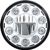 "7"" High Power 11 LED Crystal Headlight"