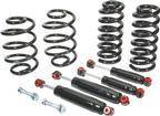"1963-72 Chevrolet/GMC Truck with Stock Height Spindles Coil Spring/Shock Set with 3""/4"" Drop"
