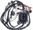 1979-80 Under Dash Wire Harness With Gauges