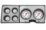 1973-87 GM Truck Classic Instruments Direct Fit 5 Gauge Cluster - Velocity White