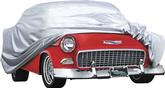 1955-56 Chevrolet 2 Door (Except Wagon) Gray Technalon Car Cover