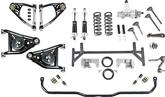 1967-69 Camaro / Firebird, 1968-74 Nova Small Block/LSX Detroit Speed Suspension Speed Kit 3