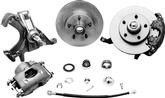 "1970-78 Camaro Drop Spindle Disc Brake Kit 2"" Drop"