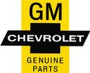 8 GM CHEVROLET GENUINE PARTS DECAL