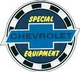 "8"" Chevrolet Special Equipment Decal"
