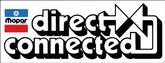 "10"" X 3-1/2"" Chrysler Direct Connected Decal"
