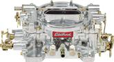 EDELBROCK SQUARE BORE 600 CFM PERFORMER SERIES CARBURETOR WITH MANUAL CHOKE