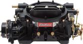 Edelbrock 600 CFM Performer Series Carburetor With Electric Choke And Black Powder Coat Finish