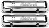 1967-79 301Ci - 455Ci Pontiac Signature Series Valve Covers (No Baffles)