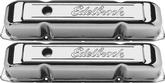 1960-76 Mopar Big Block Edelbrock Signature Series Tall Profile Chrome Valve Covers