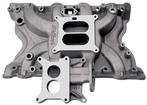 Edelbrock Idle-5500 RPM Performer Ford 400 EGR Intake Manifold with Satin Finish