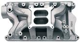Edelbrock RPM Air Gap 351W Non-EGR 1500-6500 RPM Intake Manifold with Satin Finish