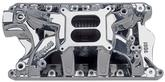 Edelbrock RPM Air Gap 351W Non-EGR 1500-6500 RPM Intake Manifold with EnduraShine Finish