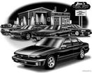 "1995 Impala ""Flash Back print"""