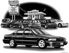 "1994 Impala 4 Door ""Flash Back print"""