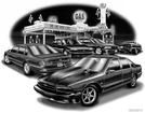 "1996 Impala ""Flash Back print"""
