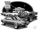 1968 Firebird Print (68 Ram Air)