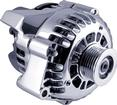 1998-02 Camaro / Firebird LS1 Polished Aluminum 125 Amp Alternator with 6 Groove Pulley
