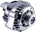 1998-02 Camaro / Firebird LS1 Chrome 175 Amp Upgrade Alternator with 6 Groove Pulley