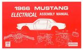 1966 Mustang Electrical Assembly Manual