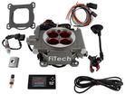 FiTech Go Street EFI Self Tuning Fuel Injection 400HP Cast Finish - Basic Kit