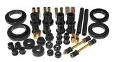 1999-04 Cobra Prothane Complete Body Bushing Set Without Transmission Mount - Black