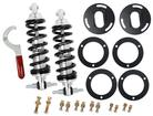 1960-71 Ford Front Coilover Kit, Big Block, Single Adjustable, Bolt-on.