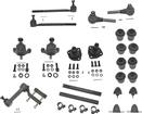61-64 FULLSIZE FRONT END SUSPENSION KIT RUBBER